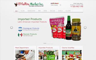El Gallito Market
